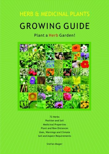 Image for <B>Herb and Medicinal Plants Growing Guide </B><I> </I>