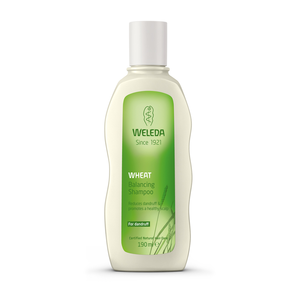 Image for <B>Weleda Wheat Balancing  Shampoo </B><I> </I>