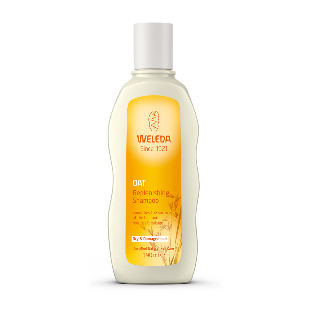 Image for <B>Weleda Oat Replenishing Shampoo </B><I> </I>