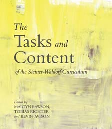 Image for <B>Tasks and Content of the Steiner-Waldorf Curriculum </B><I> </I>