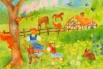 Image for <B>Spring Poster - Medium 3713E </B><I> </I>