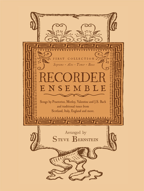 Image for <B>Recorder Ensemble </B><I> </I>