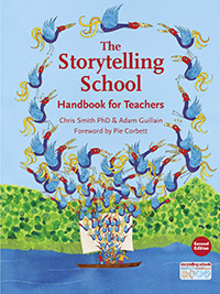 Image for <B>Storytelling School, The </B><I> Handbook for Teachers</I>