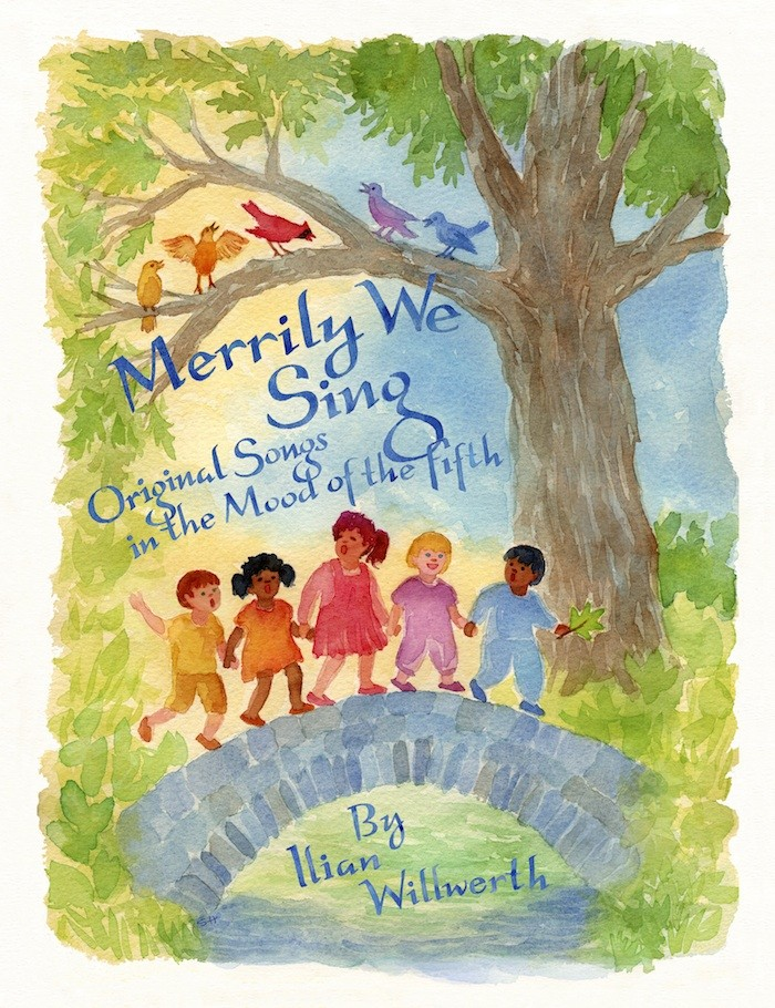 Image for <B>Merrily We Sing </B><I> Original Songs in the Mood of the Fifth</I>