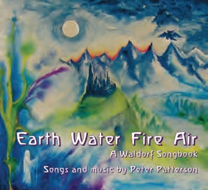 Image for <B>Earth Water Fire Air </B><I> A Waldorf Songbook</I>