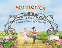 Image for <B>Numerica </B><I> A Waldorf Book of Counting</I>
