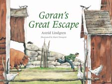 Image for <B>Goran's Great Escape </B><I> </I>