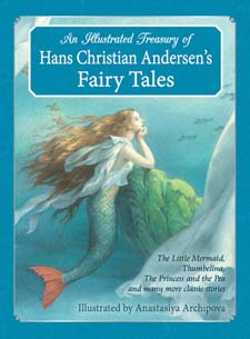 Image for <B>Illustrated Treasury of Hans Christian Andersen's Fairy Tales </B><I> </I>