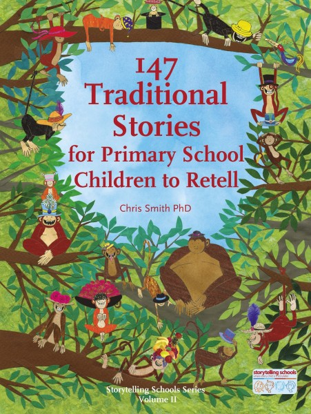 Image for <B>147 Traditional Stories for Primary School Children to Retell </B><I> </I>