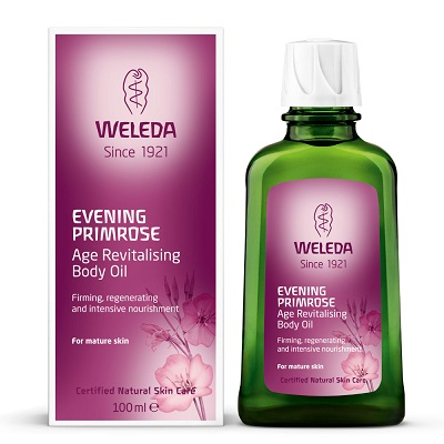 Image for <B>Weleda Evening Primrose Age Revitalising Body Oil, 100ml </B><I> </I>