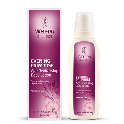 Image for <B>Weleda Evening Primrose Age Revitalising Body Lotion, 200ml </B><I> </I>