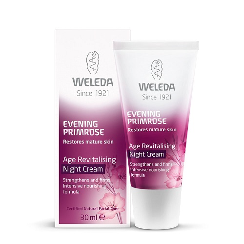 Image for <B>Weleda Evening Primrose Age Revitalising Night Cream, 30ml </B><I> </I>