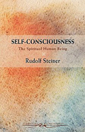 Image for <B>Self-consciousness </B><I> The Spiritual Human Being</I>