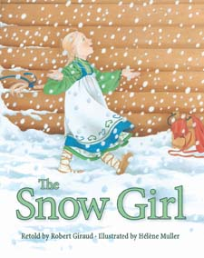 Image for <B>Snow Girl </B><I> </I>