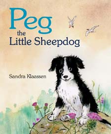 Image for <B>Peg, the Little Sheepdog </B><I> </I>