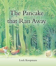 Image for <B>Pancake That Ran Away </B><I> </I>