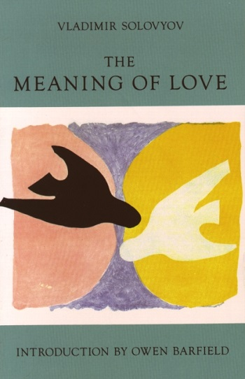Image for <B>Meaning of Love, The </B><I> </I>