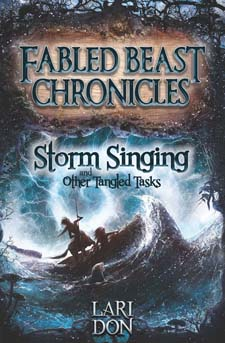 Image for <B>Storm Singing and Other Tangled Tasks </B><I> </I>