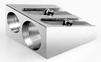 Image for <B>Sharpener Lyra metal twinhole </B><I> </I>