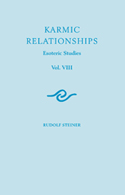 Image for <B>Karmic Relationships Vol. VIII </B><I> Esoteric Studies</I>