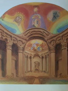 Image for <B>Poster - Goetheanum Great Hall </B><I> </I>