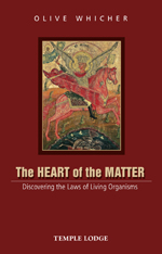 Image for <B>Heart of the Matter, The </B><I> Discovering the Laws of Living Organisms</I>