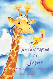 Image for <B>Adventures of Jayne, The </B><I> The cat who was a dog.</I>