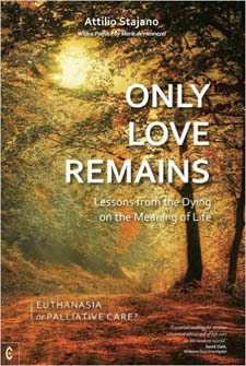 Image for <B>Only Love Remains </B><I> Lessons from the Dying on the Meaning of Life: Euthanasia or Palliative Care?</I>