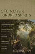 Image for <B>Steiner and Kindred Spirits </B><I> </I>