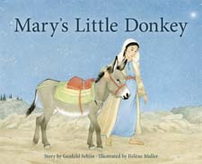 Image for <B>Mary's Little Donkey </B><I> </I>