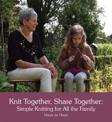 Image for <B>Knit Together, Share Together </B><I> Simple Knitting for All the Family</I>