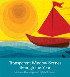 Image for <B>Transparent Window Scenes Through the Year </B><I> </I>