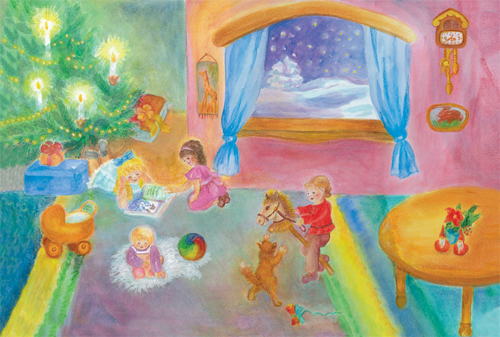 Image for <B>A113 Christmas at Home Medium Advent Calendar </B><I> </I>
