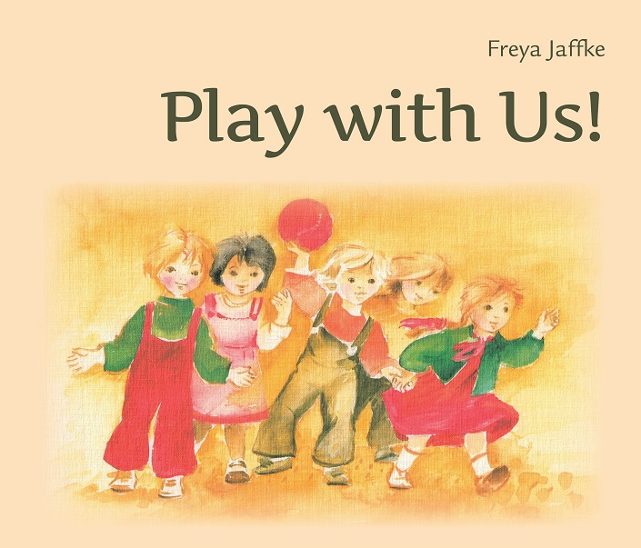 Image for <B>Play with Us </B><I> Social Games for Young Children</I>