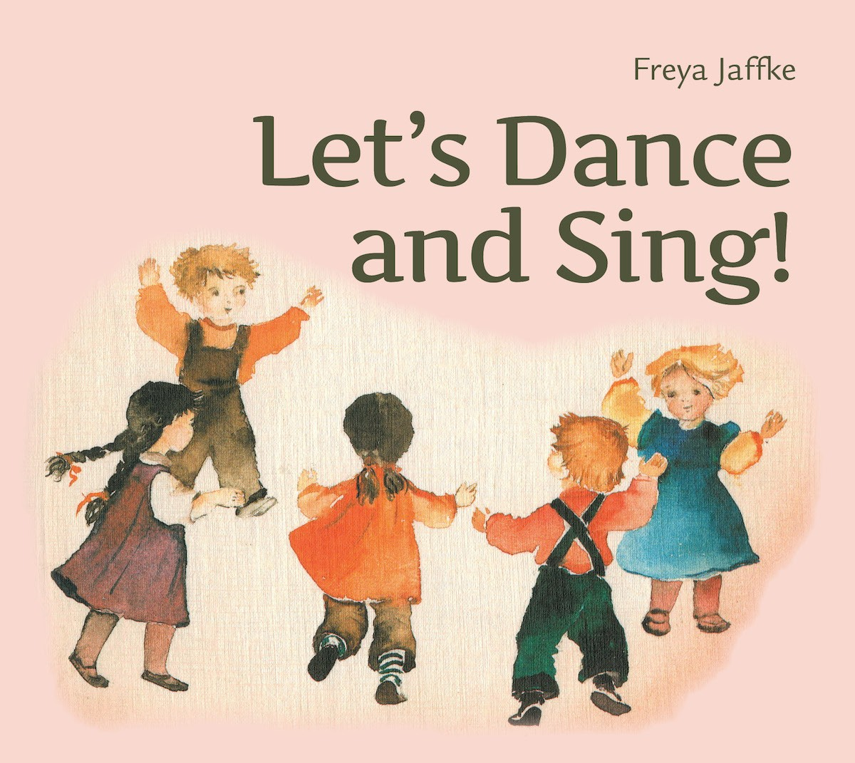 Image for <B>Let's Dance and Sing! </B><I> Rhythmic Games for the Seasonal Year</I>