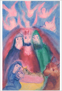 Image for <B>Print - The Three Kings </B><I> </I>