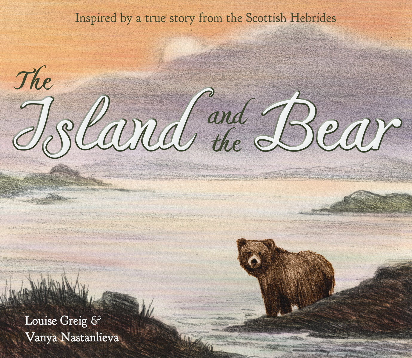 Image for <B>Island and the Bear </B><I> </I>