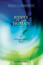 Image for <B>Riddle of the Human 'I' </B><I> An Anthroposophical Study</I>