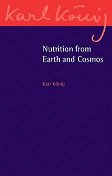 Image for <B>Nutrition from Earth and Cosmos </B><I> </I>