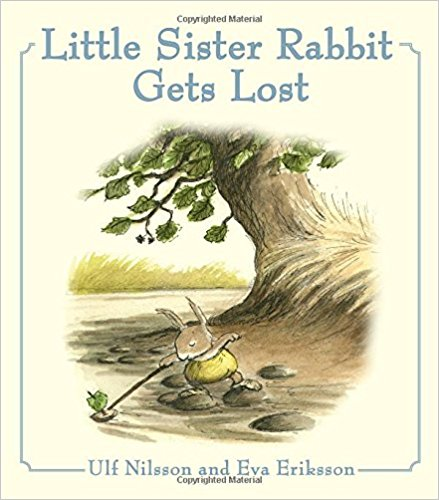 Image for <B>Little Sister Rabbit Gets Lost </B><I> </I>