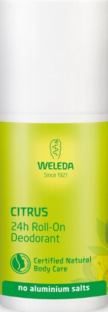 Image for <B>Weleda Citrus 24h Roll-On Deodorant, 50ml </B><I> </I>
