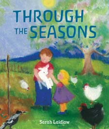 Image for <B>Through the Seasons </B><I> </I>