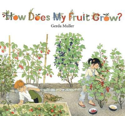 Image for <B>How Does My Fruit Grow? </B><I> </I>