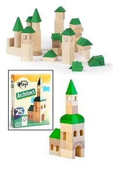 Image for <B>Architect - Set 63 pcs </B><I> </I>