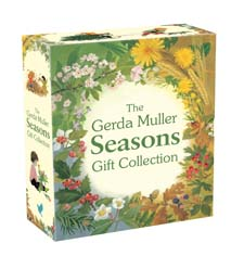 <B>Gerda Muller Seasons Gift Collection </B><I> Spring, Summer, Autumn, Winter</I>