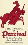 Image for <B>Legend of Parzival: </B><I> The Epic Story of his Quest for the Grail</I>