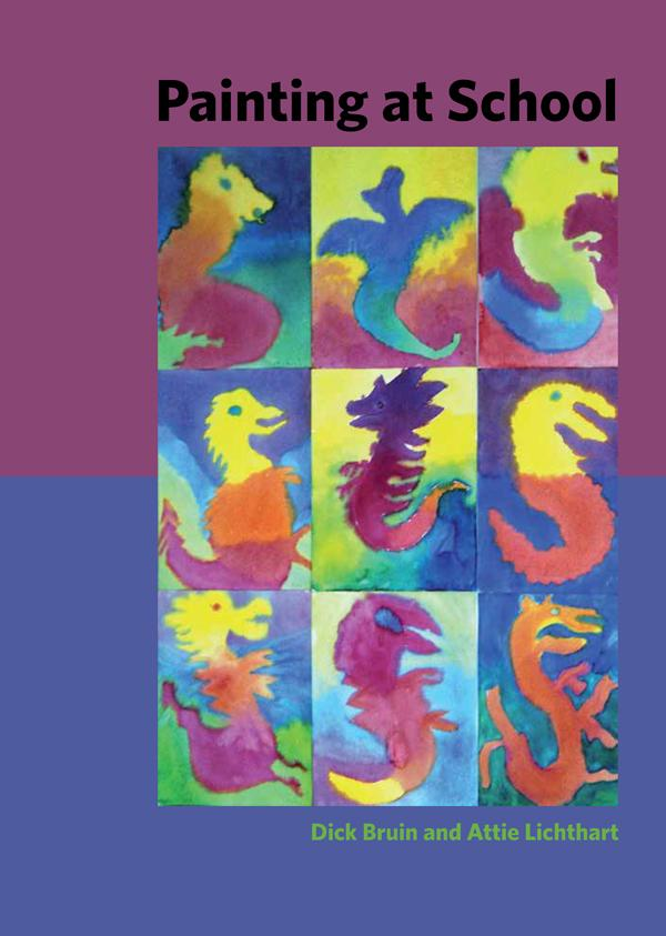 Image for <B>Painting at School </B><I> A handbook for elementary and secondary education in Waldorf Schools</I>