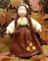 Image for <B>Evi Mini - Autumn girl </B><I> </I>