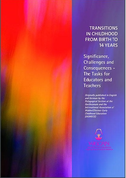 Image for <B>Transitions in Childhood from Birth to 14 Years </B><I> Significance, Challenges and Consequences</I>