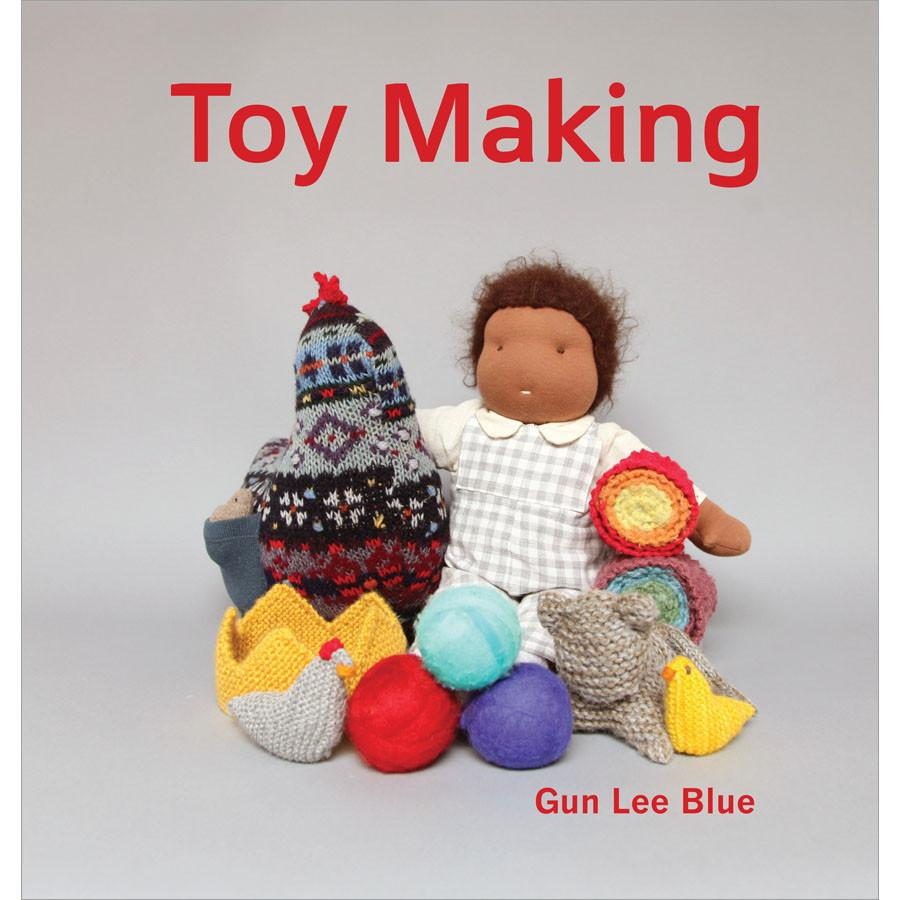 Image for <B>Toy Making </B><I> Simple Playthings to Make for Children</I>